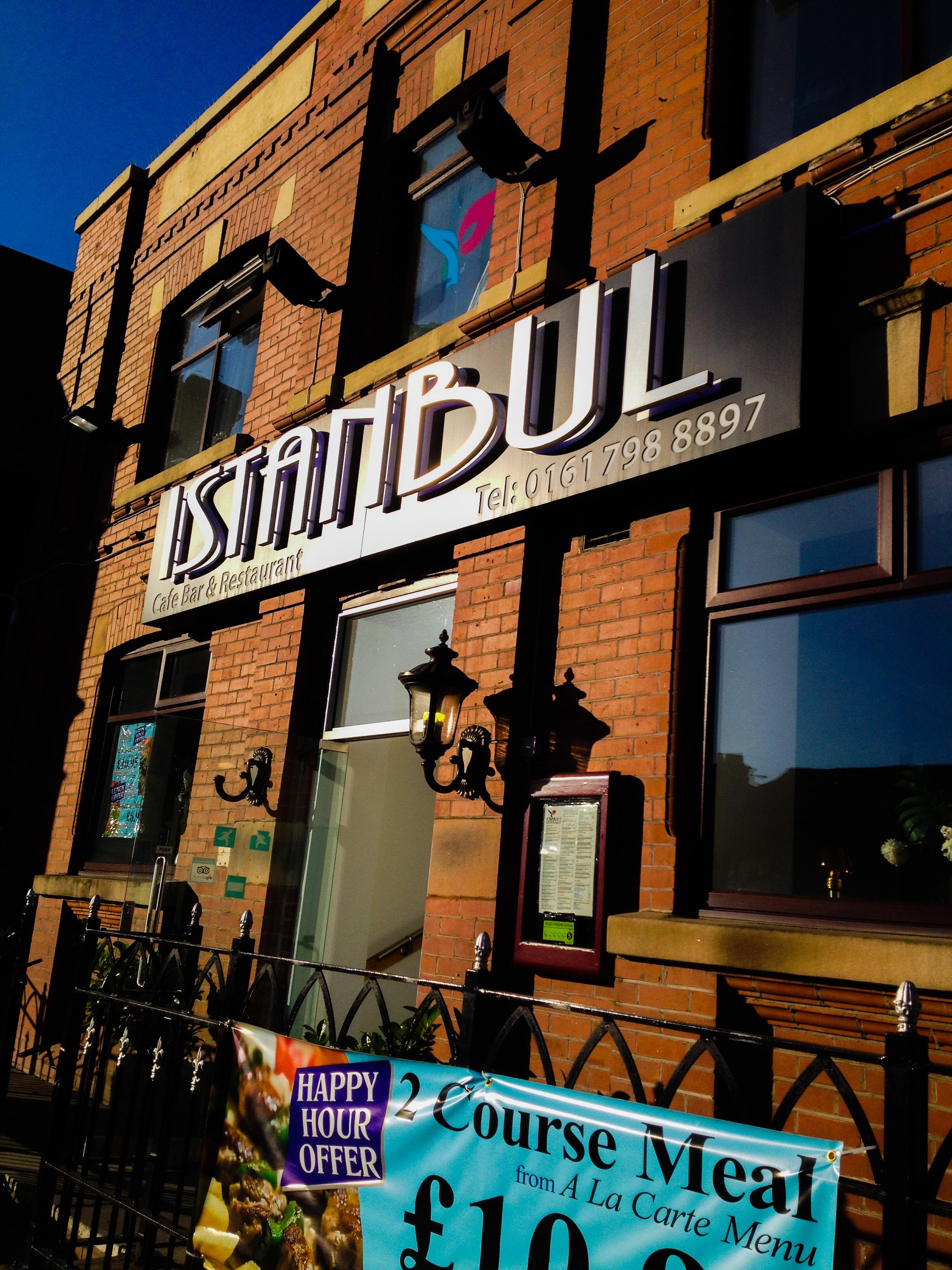 New Turkish Restaurant In Prestwich