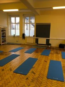 Prestwich Pilates & Yoga interior