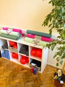 Prestwich Pilates & Yoga equipment