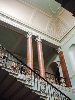 Heaton Hall staircase
