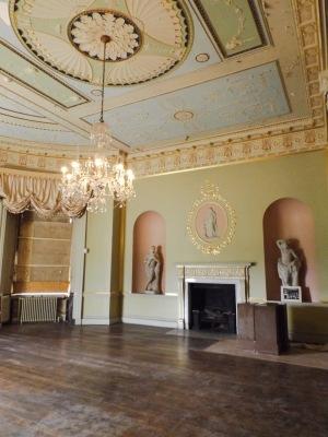 Heaton Hall downstairs room