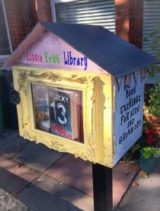 Prestwich Little Free Library