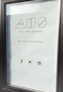 All The Shapes door